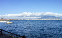 Gulf of naples Stock Images