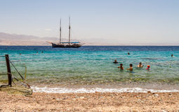 Free Gulf Of Aqaba, Red Sea, Israel Stock Images - 63669484