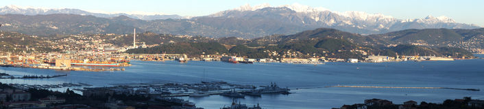 Free Gulf Of La Spezia Royalty Free Stock Photos - 19252748