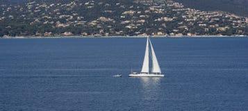 Gulf of saint-tropez Royalty Free Stock Image