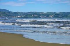Gulf of Salerno Royalty Free Stock Image