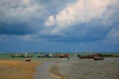 Gulf of Siam, Samui. Royalty Free Stock Photo