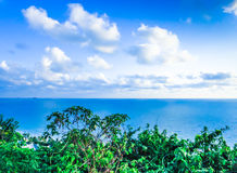 The Gulf of Siam. Thailand Stock Photos