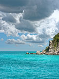 Gulf of Thailand Royalty Free Stock Images