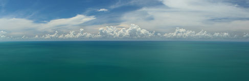 The Gulf Of Thailand Royalty Free Stock Image