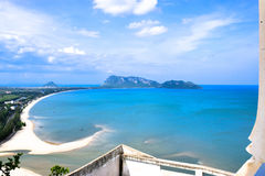 Gulf of Thailand Stock Photography