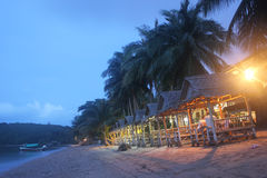 Gulf of Thailand, Koh Samui, Таиланд Стоковые Фотографии RF