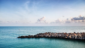 Gulf of Thailand Royalty Free Stock Photo