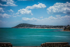 Gulf of Tunis Royalty Free Stock Photography
