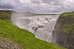 Gulfoss Royalty Free Stock Photography