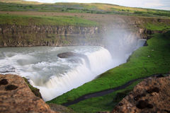 Gulfoss, Iceland Stock Photo