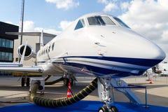 Gulfstream G550 Stock Image