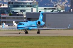 Gulfstream kosmiczny Zdjęcie Stock