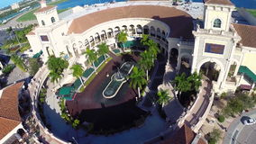 Gulfstream Park Hallandale stock video footage