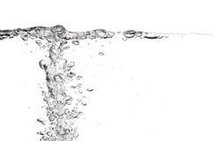 gulgocze świeżą wodę Zdjęcie Royalty Free