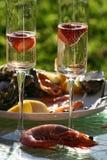 gulgocze owoce morza Obrazy Royalty Free
