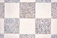 Guling-färgad lera för textur sten Arkivfoton