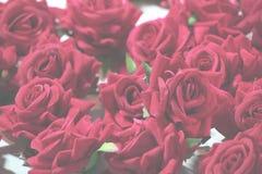 Guling- och rosa färgfärg arkivfoto