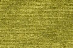 Guling tvättade matttextur, bakgrund för textur för linnekanfas vit Arkivfoto