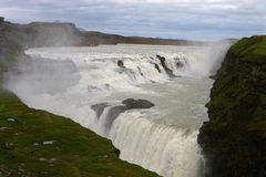 Gullfoss 01 Royalty Free Stock Image