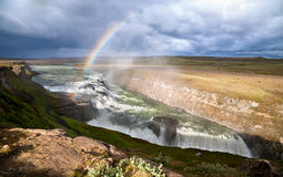 Gullfoss Photo stock