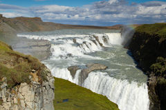 Gullfoss Photos stock