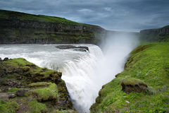 Gullfoss Royalty Free Stock Images