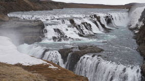 Gullfoss Royalty Free Stock Photography