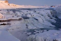 Gullfoss, Iceland Stock Photos