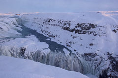 Gullfoss, Iceland Stock Photo