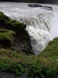 Gullfoss, Iceland. Gullfoss waterfall, Golden Falls, Iceland Stock Photos