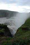 gullfoss Islandii Fotografia Royalty Free