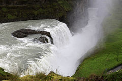Gullfoss waterfall, Iceland Stock Images