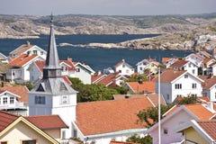 Gullholmen, Σουηδία Στοκ φωτογραφίες με δικαίωμα ελεύθερης χρήσης