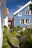 Gullholmen, Σουηδία Στοκ Φωτογραφίες