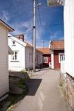 Gullholmen, Σουηδία Στοκ Εικόνες