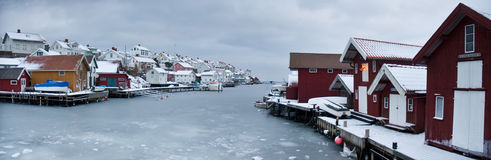 Gullholmen Stock Photography