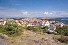 Gullholmen, Sweden Royalty Free Stock Photo