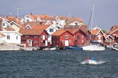 Gullholmen, Sweden Royalty Free Stock Images