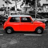 gullig bil arkivfoton