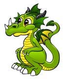 gullig drake Arkivbild