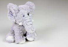 gullig elefanttoy royaltyfria bilder