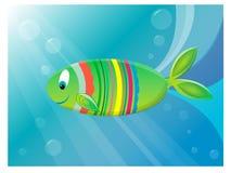 Gullig fisk Arkivbilder