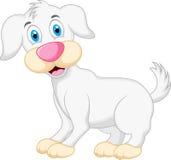 gullig hund för tecknad film Royaltyfri Fotografi