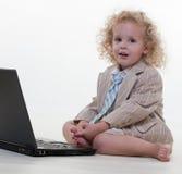 gullig judisk liten litet barn för pojke fotografering för bildbyråer