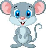 gullig mus för tecknad film vektor illustrationer