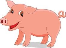 Gullig pig Royaltyfria Bilder