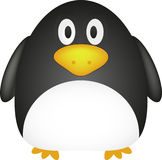 gullig pingvin Royaltyfri Bild