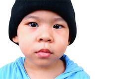 gullig pojke Fotografering för Bildbyråer
