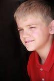 gullig preteen för pojke Royaltyfri Bild